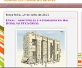 imagem da tela inicial do site