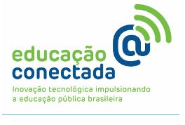 Imagem do programa Educaçãom Conectada