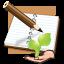 ícone de acesso à educação do campo