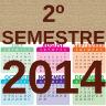 2º semestre de 2014