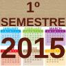 1 semestre de 2015