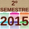 segundo semestre de 2015