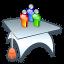 ícone associações de professores