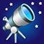 icone astronomia