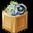 ícone para acessar lista de audio