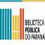Ícone biblioteca pública do Paraná