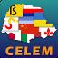 ícone de acesso ao celem