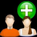 ícone recursos de colaboração
