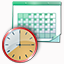 ícone cronograma