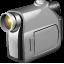 ícone vídeos