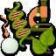 ícone disciplina biologia