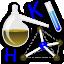 ícone da disciplina de química