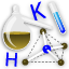 ícone disciplina química