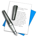 ícone ilustrativo sobre redação dissertativa