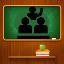ícone de acesso à distribuição de aulas