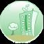 ícone de acesso à educação ambiental