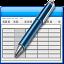 ícone eixo tecnológico gestão e negócios