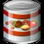 ícone eixo tecnológico produção alimentícia