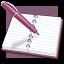 ícone de acesso à educação de jovens e adultos