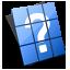 ícone de enquete