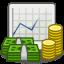ícone de acesso ao financeiro