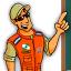 ícone curso da brigada escolar