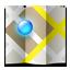 ícone georreferenciamento
