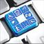 ícone de acesso ao conteúdo tecnologias assistivas