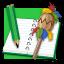 ícone de acesso à educação indígena