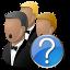 ícone para acessar informações gerais