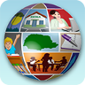 ícone programas informativos