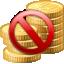 ícone isenção da taxa de inscrição
