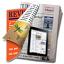 Ícone jornais e revistas