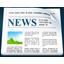 ícone para acessar lista de notícias
