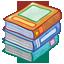 ícone bibliotecas
