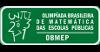 logo olimpíada brasileira de matemática das escolas públicas