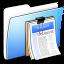 ícone de acesso aos materiais e tutoriais
