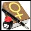 ícone adaptação literária