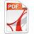 ícone de documento de pdf