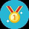 ícone premiação