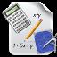 Ícone de problemas matemáticos