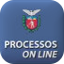 ícone processos on-line