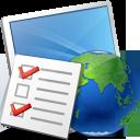 ícone recursos de interação
