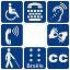 ícone tecnologias assistivas