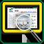 ícone registro de classe online RCO