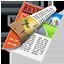 ícone revistas