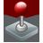 ícone de simulador