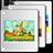 ícone de acesso à apresentação de slides
