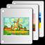 icone slides