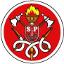 ícone soldado de fogo